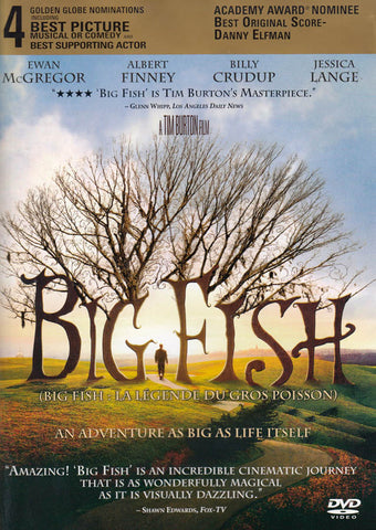 Big Fish (Bilingual) DVD Movie