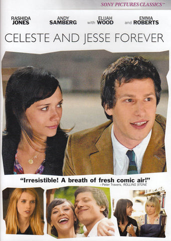 Celeste and Jesse Forever DVD Movie