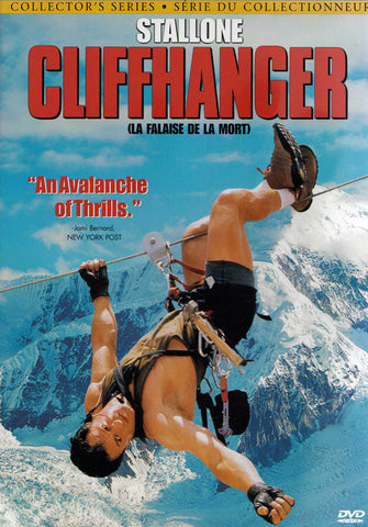 Cliffhanger (Collector's Series) (Bilingual) DVD Movie