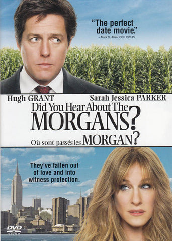 Did You Hear About the Morgans (Bilingual) DVD Movie