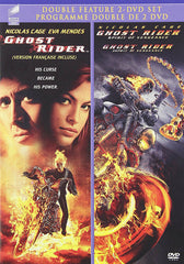 Ghost Rider / Ghost Rider: Spirit Of Vengeance (Double Feature) (Bilingual)