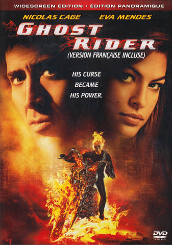 Ghost Rider (Widescreen Edition) (Bilingual) DVD Movie