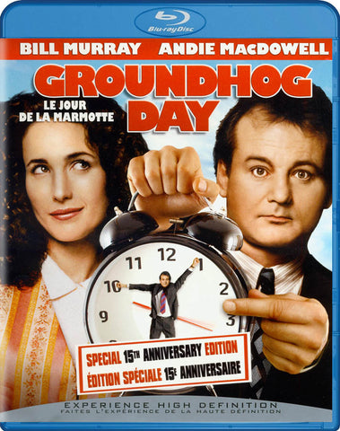 Groundhog Day (15th Anniversary Special Edition) (Blu-ray) (Bilingual) BLU-RAY Movie