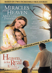 Miracles from Heaven / Heaven Is for Real (Double Feature) (Bilingual)