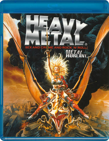 Heavy Metal (Bilingual) (Blu-ray) BLU-RAY Movie