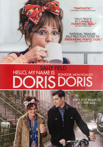 Hello, My Name Is Doris (Bilingual) DVD Movie