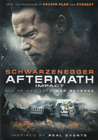 Aftermath (Bilingual) DVD Movie