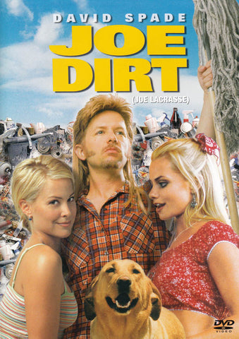 Joe Dirt (Bilingual) DVD Movie