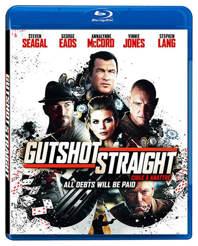 Gutshot Straight (Blu-ray) (Bilingual) BLU-RAY Movie