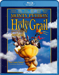 Monty Python and the Holy Grail (Bilingual) (Blu-ray)