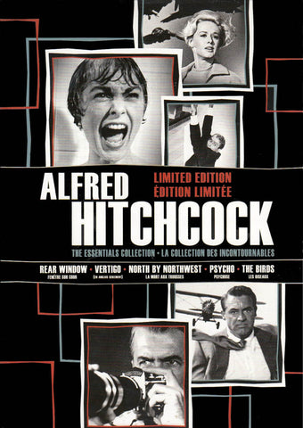 Alfred Hitchcock - Essentials Collection (Limited Edition) (Bilingual) DVD Movie
