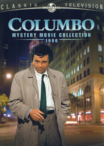 Columbo (Mystery Movie Collection 1990) (Boxset) DVD Movie