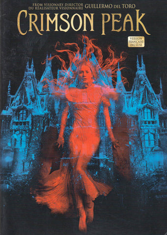 Crimson Peak (Bilingual) DVD Movie