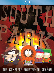 South Park - The Complete (14th) Fourteenth Season (Blu-ray) (Boxset)