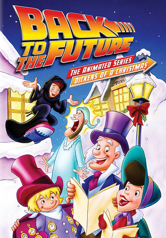 Back to the Future: The Animated Series - Dickens of a Christmas DVD Movie