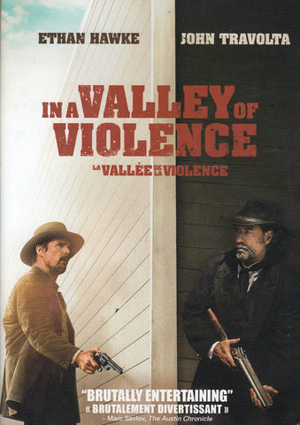 In A Valley of Violence (Bilingual) DVD Movie