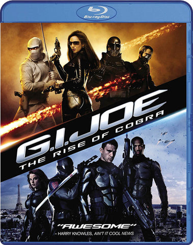 G.I. Joe - The Rise of Cobra (Blu-ray) BLU-RAY Movie