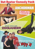 Gut Buster Comedy Pack (Anchorman / Zoolander / Kingpin) DVD Movie