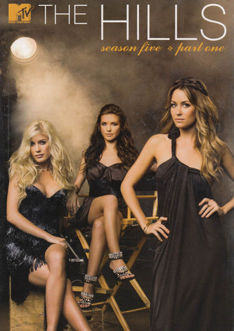 The Hills - Season 5, Part 1 (Boxset) DVD Movie