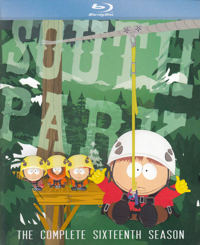 South Park - The Complete (16th) Sixteenth Season (Blu-ray) (Boxset) BLU-RAY Movie