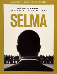 Selma (Blu-ray + DVD + Digital HD) (Blu-ray)