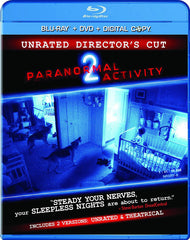 Paranormal Activity 2 (Unrated Director s Cut) (Blu-ray + DVD + Digital Copy) (Blu-ray)
