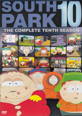 South Park - The Complete (10th) Tenth Season (Keepcase) (Boxset)