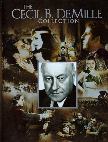 The Cecil B. DeMille Collection (Boxset) DVD Movie