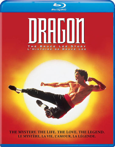 Dragon - The Bruce Lee Story (Blu-ray) (Bilingual) BLU-RAY Movie