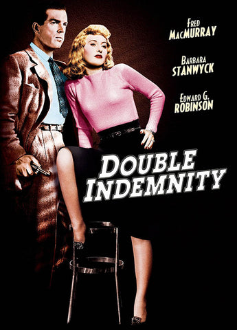 Double Indemnity DVD Movie