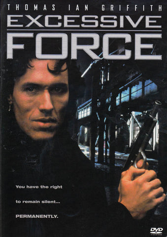 Excessive Force (New Line) DVD Movie