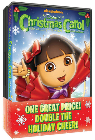 Dora the Explorer (Dora s Christmas Carol Adventure / Dora s Christmas) (Boxset) DVD Movie