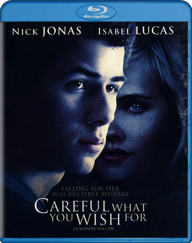 Careful What You Wish For (Blu-ray) (Bilingual) BLU-RAY Movie