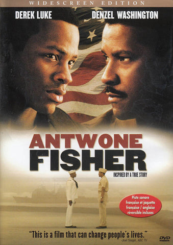 Antwone Fisher (Widescreen Edition) (Bilingual Reversible Cover) DVD Movie
