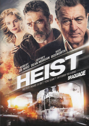 Heist (Bilingual) DVD Movie