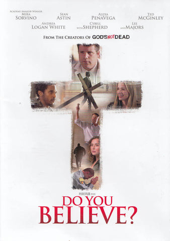 Do You Believe? DVD Movie