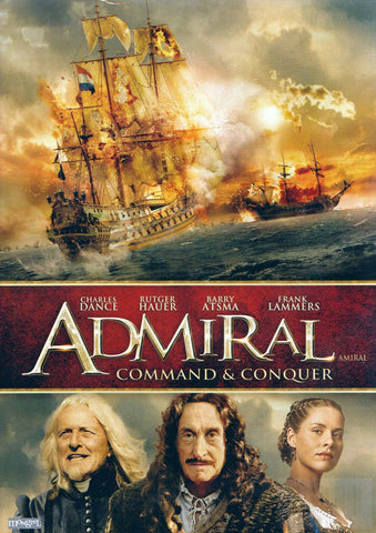 Admiral - Command and Conquer (Bilingual) DVD Movie