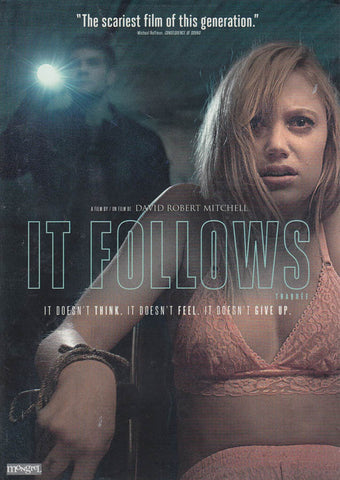 It Follows (Bilingual) DVD Movie