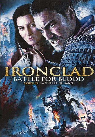 Ironclad - Battle for Blood (Bilingual) DVD Movie