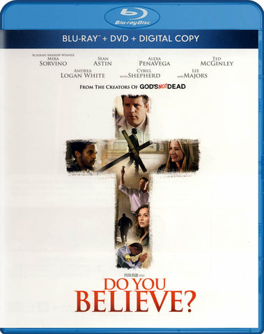 Do You Believe (Blu-ray + DVD + Digital Copy) (Blu-ray) BLU-RAY Movie