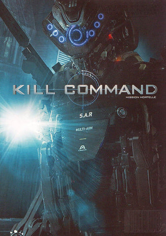 Kill Command (Bilingual) DVD Movie