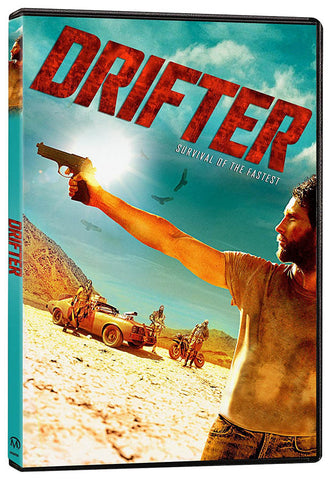 Drifter DVD Movie