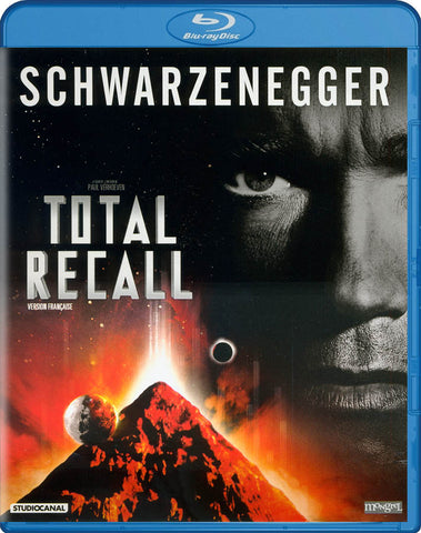 Total Recall (Blu-ray) (Bilingual) BLU-RAY Movie