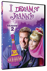 I Dream Of Jeannie - Season 2 (Keepcase)
