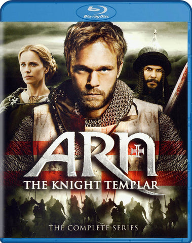 ARN The Knight Templar - The Complete Series (Blu-ray) BLU-RAY Movie