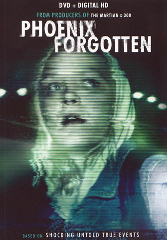Phoenix Forgotten DVD Movie