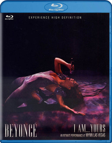 Beyonce - I Am... Yours An Intimate Performance At Wynn Las Vegas (Blu-ray) BLU-RAY Movie