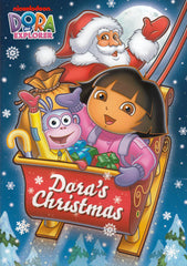 Dora the Explorer - Dora s Christmas (Blue Spine)
