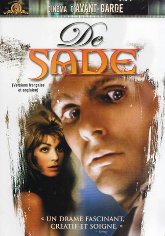 De Sade (MGM) (French Cover) DVD Movie