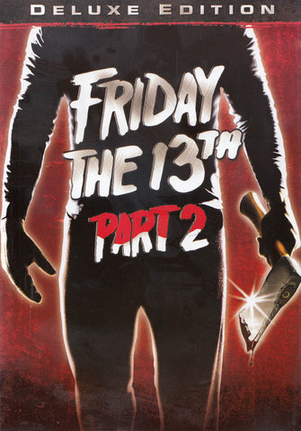 Friday the 13th - Part 2 (Deluxe Edition) DVD Movie